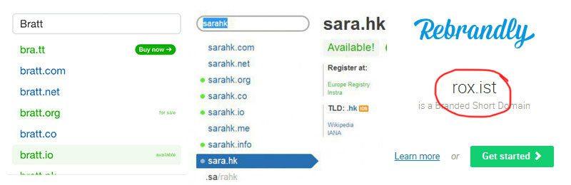 özel URL kısaltma